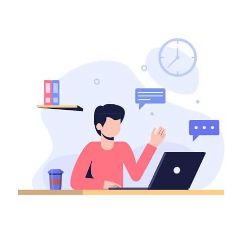 hướng dẫn cách đăng ký hồ sơ vay tiền online nhanh
