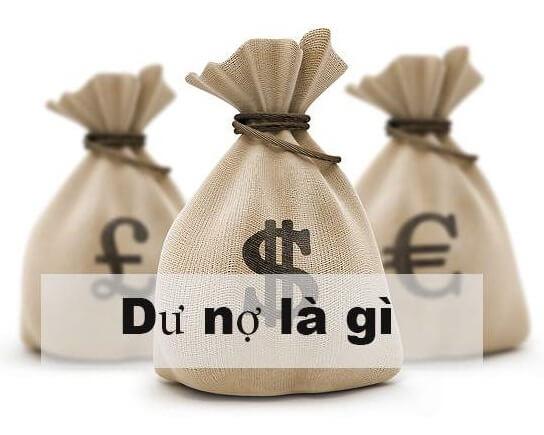 Dư nợ