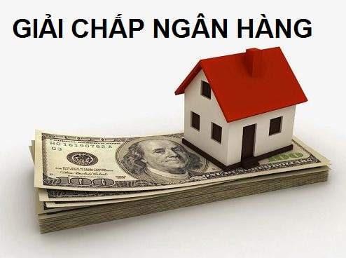 giải chấp ngân hàng