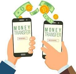 nhận tiền giải ngân app vay tiền