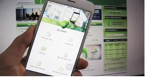 phí dịch vụ mobile banking vietcombank