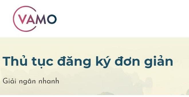 Dịch vụ vay tiền nhanh tại Vamo có nhiều ưu điểm nổi bật