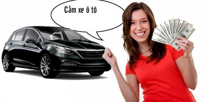 Cầm xe ô tô