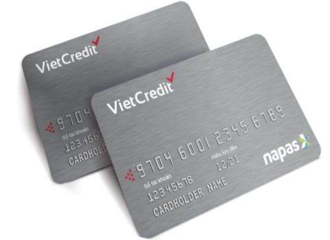 Hướng dẫn mở thẻ Vietcredit