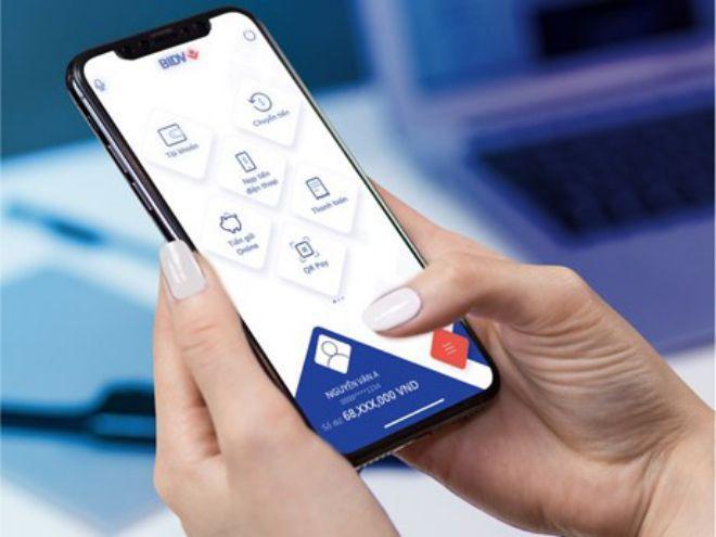 Phí chuyển tiền BIDV online