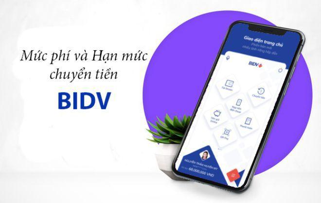 Dịch vụ chuyển tiền của BIDV
