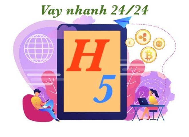 h5 vay tien