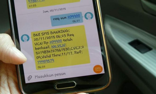 cach huy sms banking