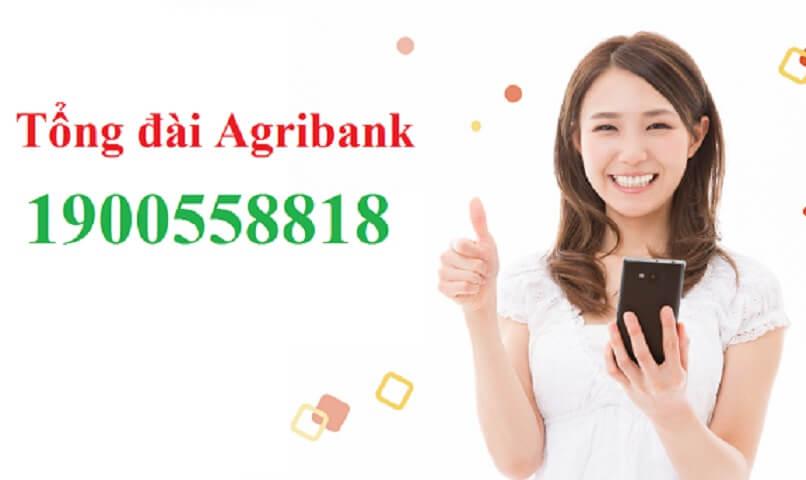 hotline tổng đài Agribank
