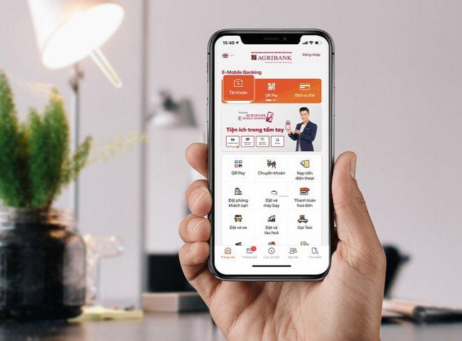 Kiểm tra lịch sử giao dịch Agribank qua E - mobile.