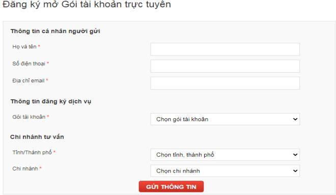 mo tai khoan techcombank online