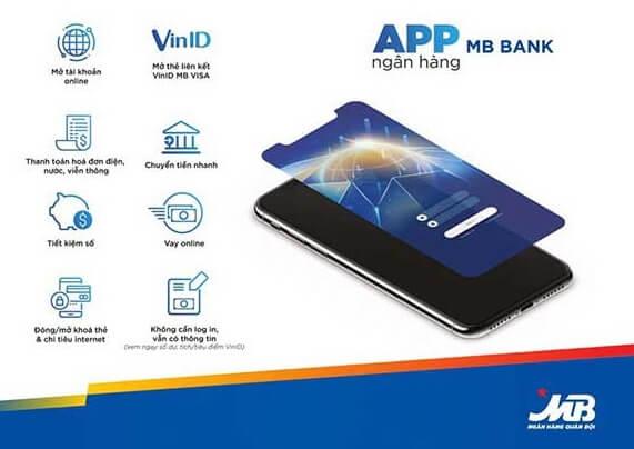 Sản phẩm dịch vụ MB Bank