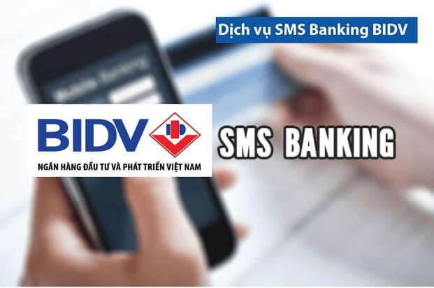 sms banking bidv là gì?