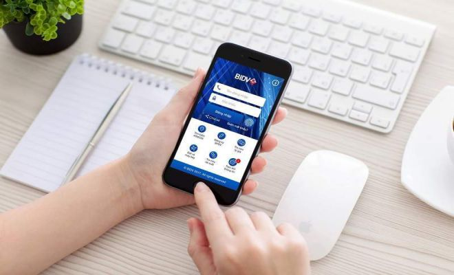 tiện ích bidv smart banking