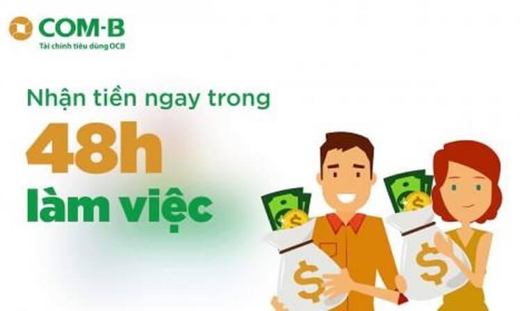 Vay tín chấp ngân hàng Phương Đông OCB