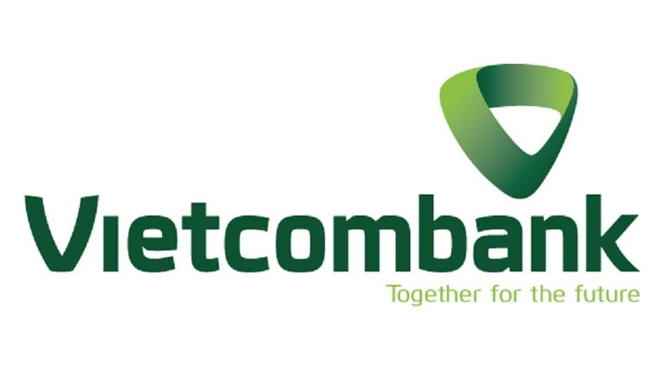 Biểu tượng logo ngân hàng Vietcombank