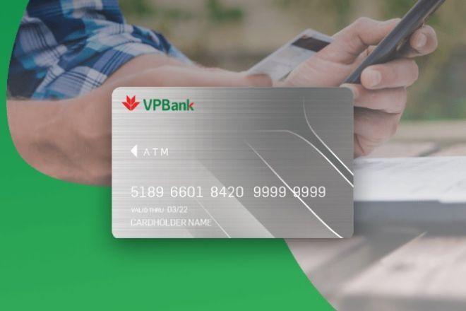 Hướng dẫn đăng ký thẻ Atm VpBank