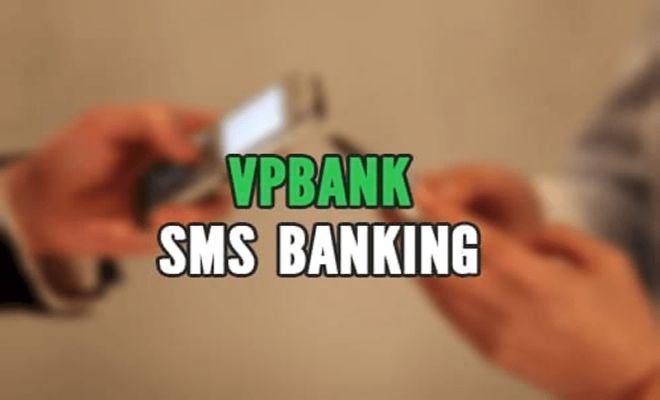 sms banking vpbank