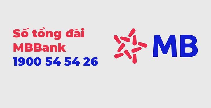số tổng đài ngân hàng quân đội MBBank