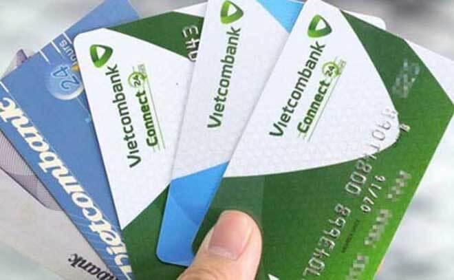 Thẻ Atm Vietcombank