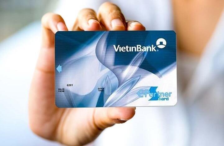 thẻ atm vietinbank
