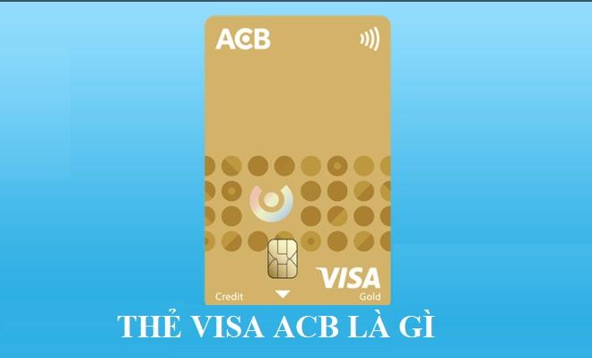the visa acb