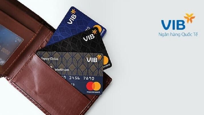 Biểu phí ngân hàng VIB