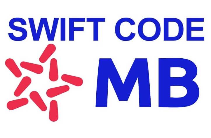 Mã swift code Mbbank