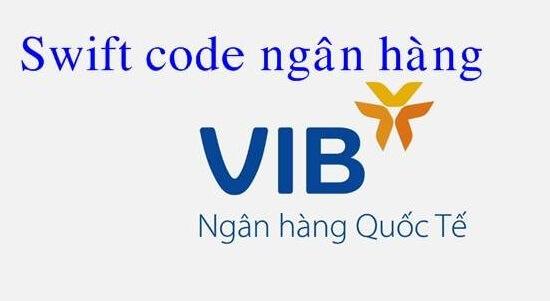 Mã swift code Vib